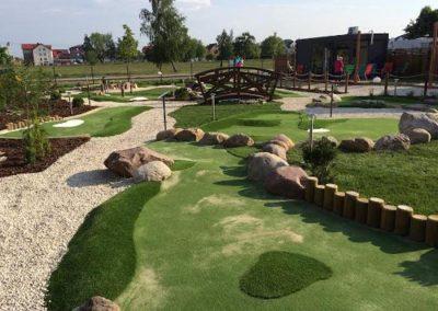 golf park WCZASYREMEDIOS ŁEBA