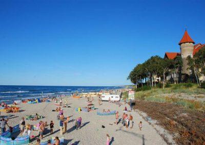 morze plaża2 WCZASYREMEDIOS ŁEBA
