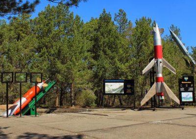 muzeum wyrzutni rakiet2 Łeba WCZASYREMEDIOS ŁEBA