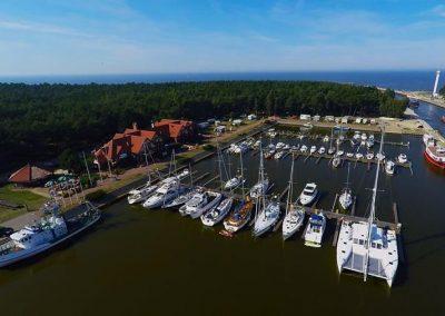 port jachtowy 2 WCZASYREMEDIOS ŁEBA